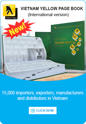 Vietnam Yellow Page Book